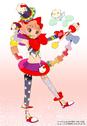 Nekomura Iroha magician