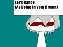 "Image of ""Let's Dance (As Being in Your Dream)"""