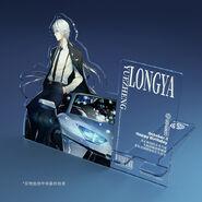 Longya birthday standee