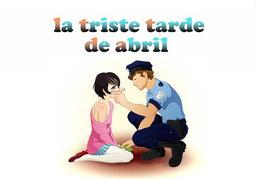 "Image of ""La triste tarde de Abril"""