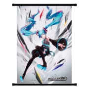 Miku Expo NA Wall Scroll 1