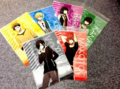 Poster card VOCALO HOLIC
