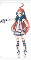 250px SFA2miki mascot.png