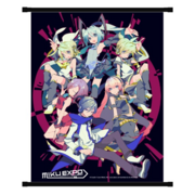 Miku Expo NA Wall Scroll 2