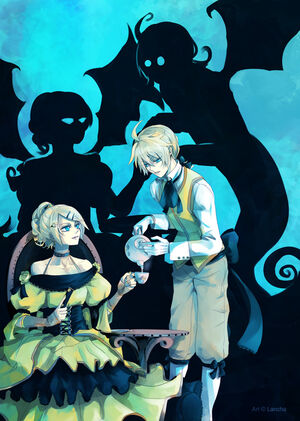 Vocaloid you re the queen by lancha-d3jyy52
