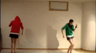 Matryoshka Dance Tutorial - Part 2