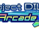 Hatsune Miku -Project DIVA- Arcade