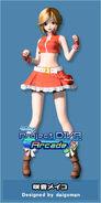Sakine Meiko PD Arcade