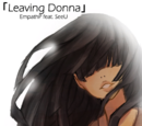 Leaving Donna