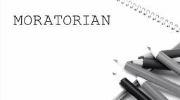 """Image of """"モラトリアン (Moratorian)"""""""