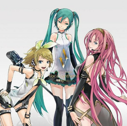 "Image of ""EXIT TUNES PRESENTS Vocaloanthems feat. 初音ミク"""