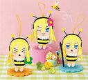 Lily Honey Mascot Plush
