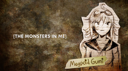 """Image of """"MONSTERS IN ME"""""""