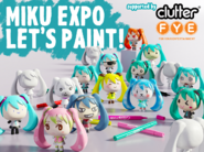 Let's paint miku