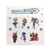 Miku Expo NA Stickers