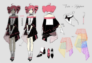 Miku Symphony 2018 Concept Art 2