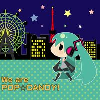 Pop candy album
