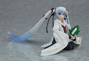 Crane Priestess Figurine 2