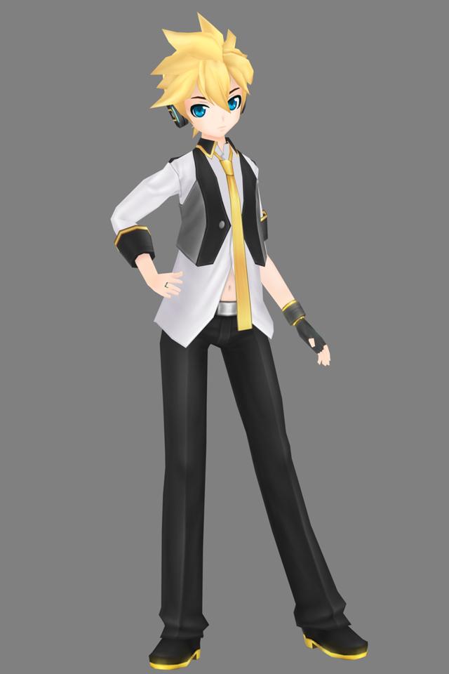 Negi vocaloid wiki fandom powered by wikia - Kagamine rin project diva ...