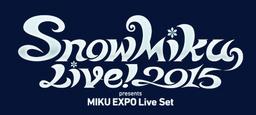 "Image of ""SNOW MIKU LIVE! 2015 Presents MIKU EXPO Live Set"""