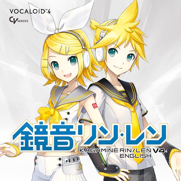 Kagamine Rin & Len V4 English | Vocaloid Wiki | FANDOM powered by Wikia