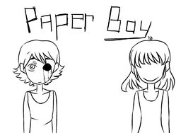 "Image of ""Paper Boy"""