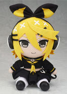 Kagamine Rin BRING IT ON ver Plush