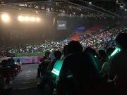 MikuExpo Shanghai crowd