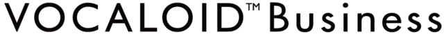 Tập tin:VOCALOIDBusiness Logo.png
