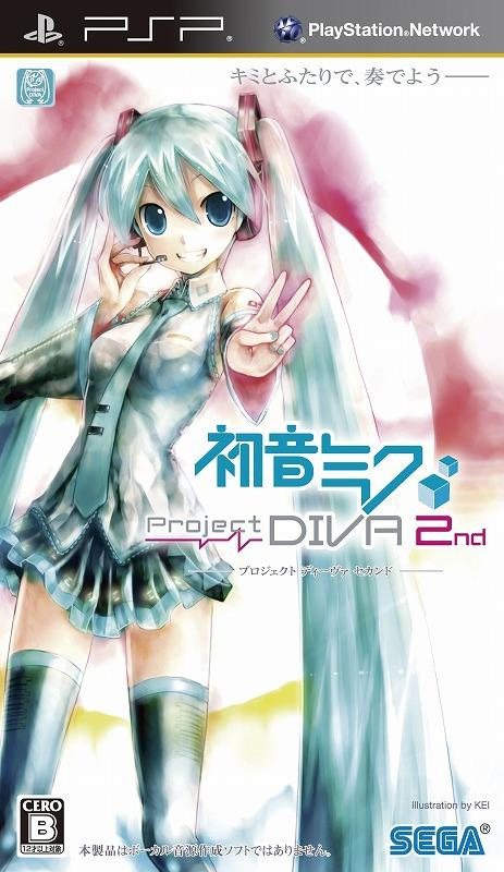 Hatsune miku project diva 2nd vocaloid wiki fandom powered by wikia - Hatsune miku project diva ...