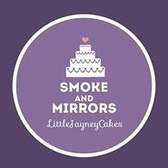 Smoke and Mirrors single cover art