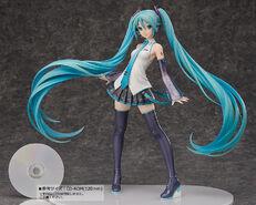 Hatsune Miku V3 scale figure