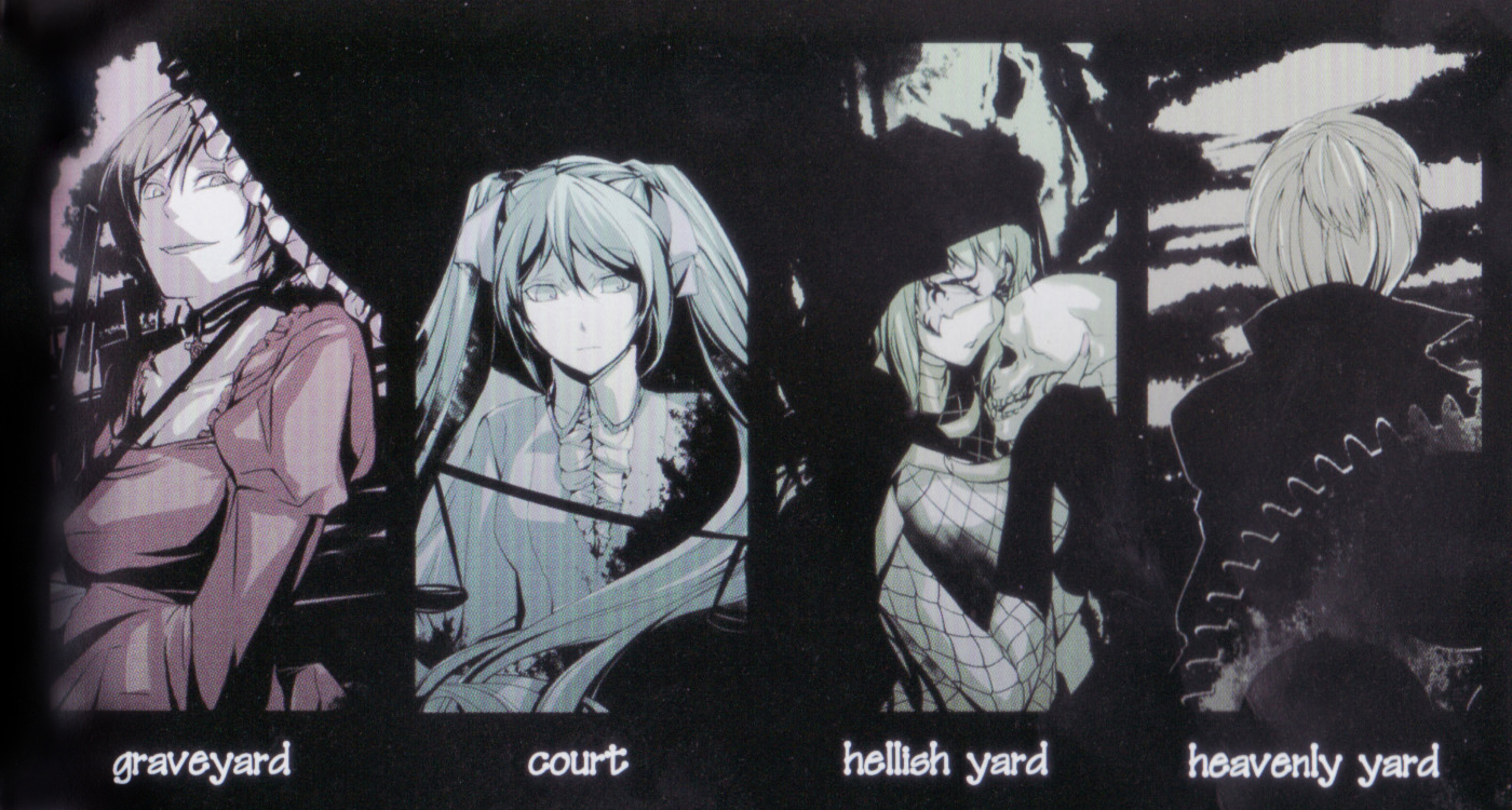 Four Endings | Vocaloid Wiki | FANDOM powered by Wikia