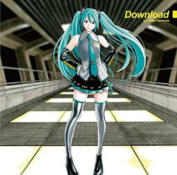 "Image of ""Download feat. 初音ミク"""