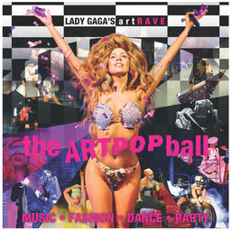 "Image of ""Lady Gaga's artRAVE: The ARTPOP Ball"""