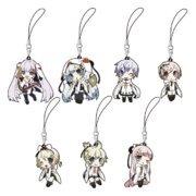 Snow Miku 2018 Rubber Strap Set