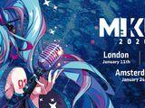 HATSUNE MIKU EXPO 2020 EUROPE
