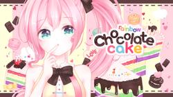 "Image of ""레인보우 초콜릿 케이크 (Rainbow Chocolate Cake)"""