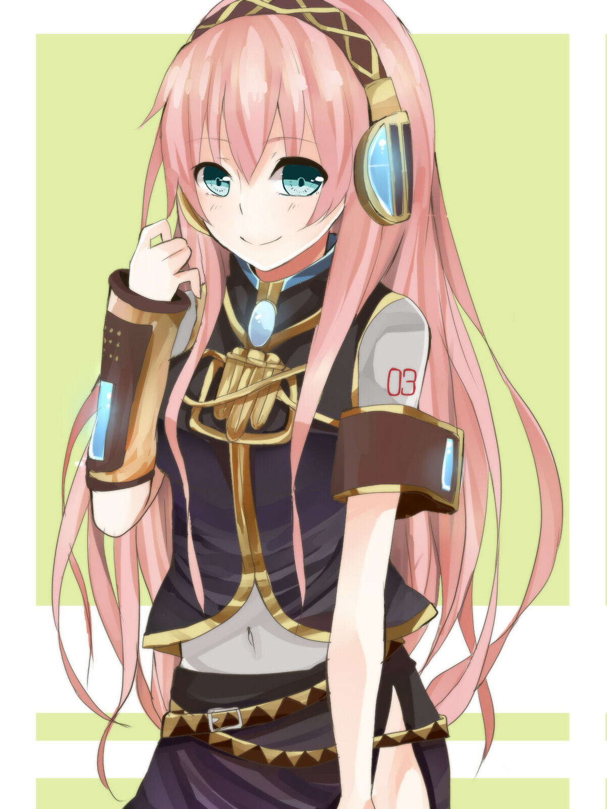 Megurine Luka | Wiki Vocaloid en Español | FANDOM powered ...