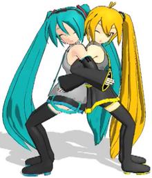 Miku and Neru