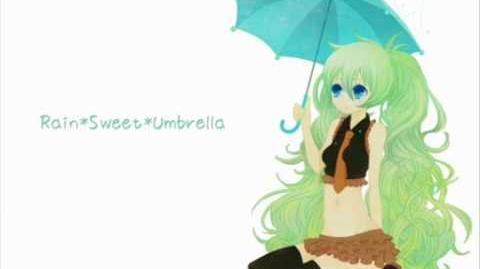 Rain*Sweet*Umbrella【オリジナル】