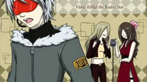 Video Killed The Radio Star (Covered with vocaloid LEON,LOLA,MIRIAM)-0