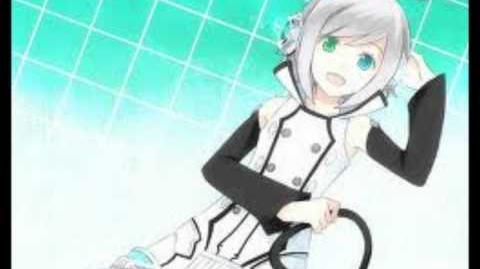 Black★Rock Shooter Utatane Piko