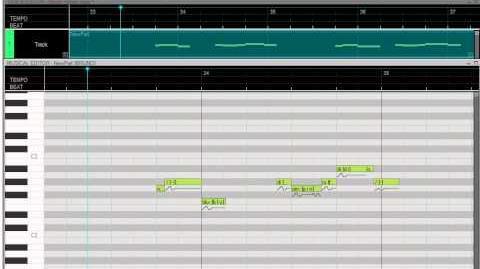 BRUNO Vocaloid3 Volare (Italian)
