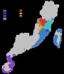 閩南語支線