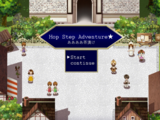 Hop Step Adventure☆