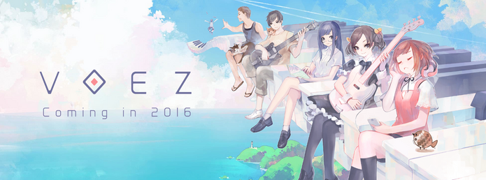 VOEZ Wiki Home Page