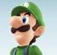 Luigi SSB Wii U
