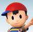 Ness SSB Wii U