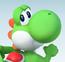 Yoshi SSB Wii U